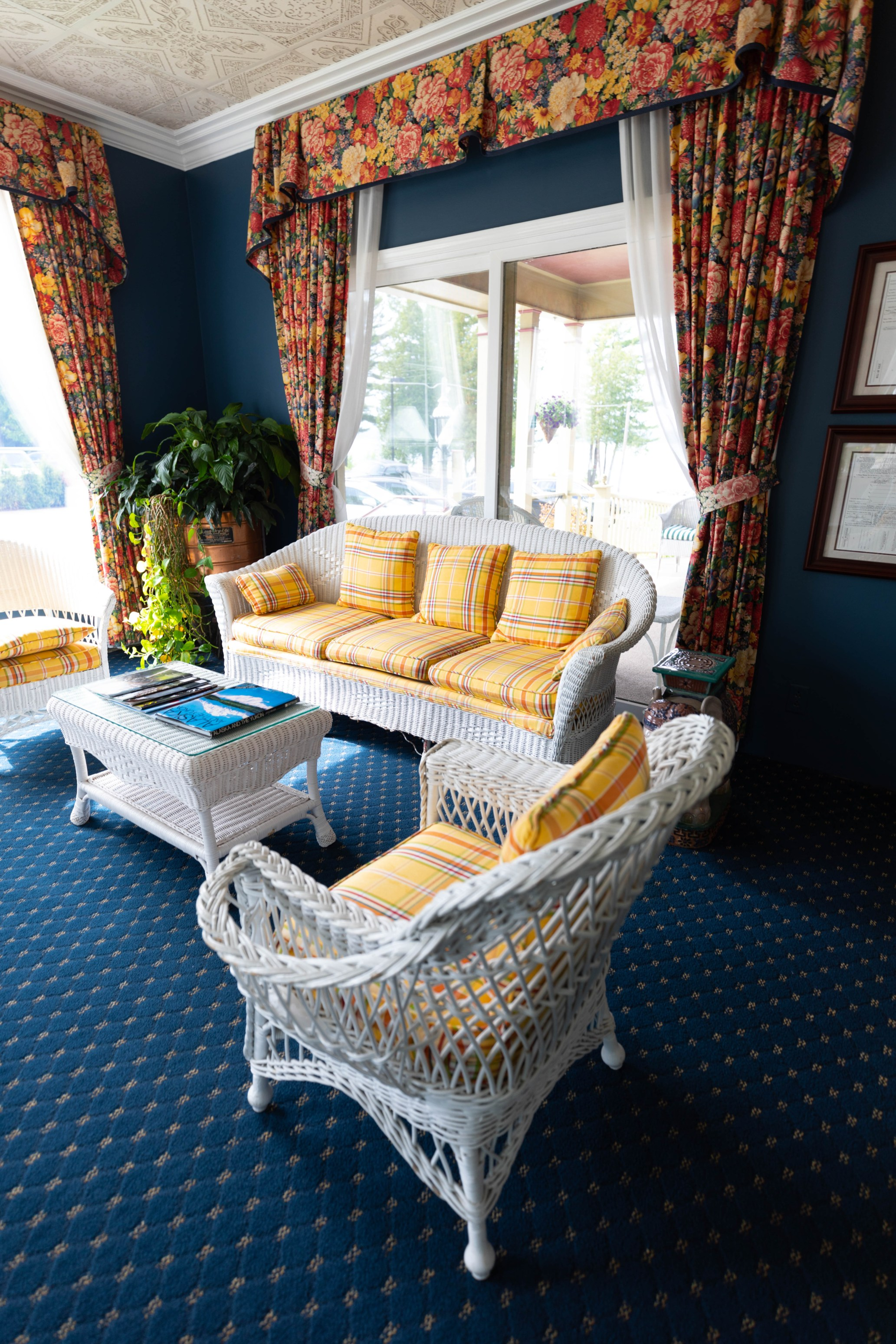 Stafford's Inn at Bay Harbor Guide and Review Luxury Hotels of the World by Annie Fairfax
