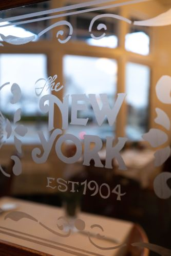 Luxury Restaurants of the World: The New York Restaurant in Harbor Springs, MI by Annie Fairfax Luxury Restaurants of the World