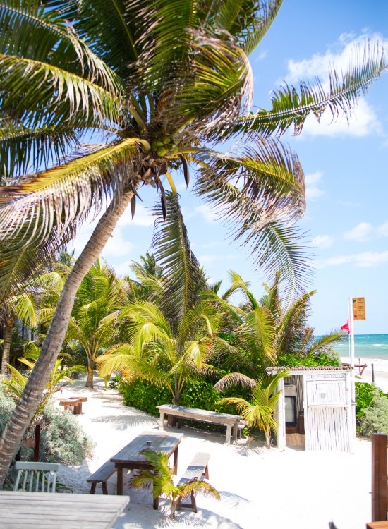 Luxury Hotels of the World Sanará Hotel Tulum, Quintana Roo, Mexico