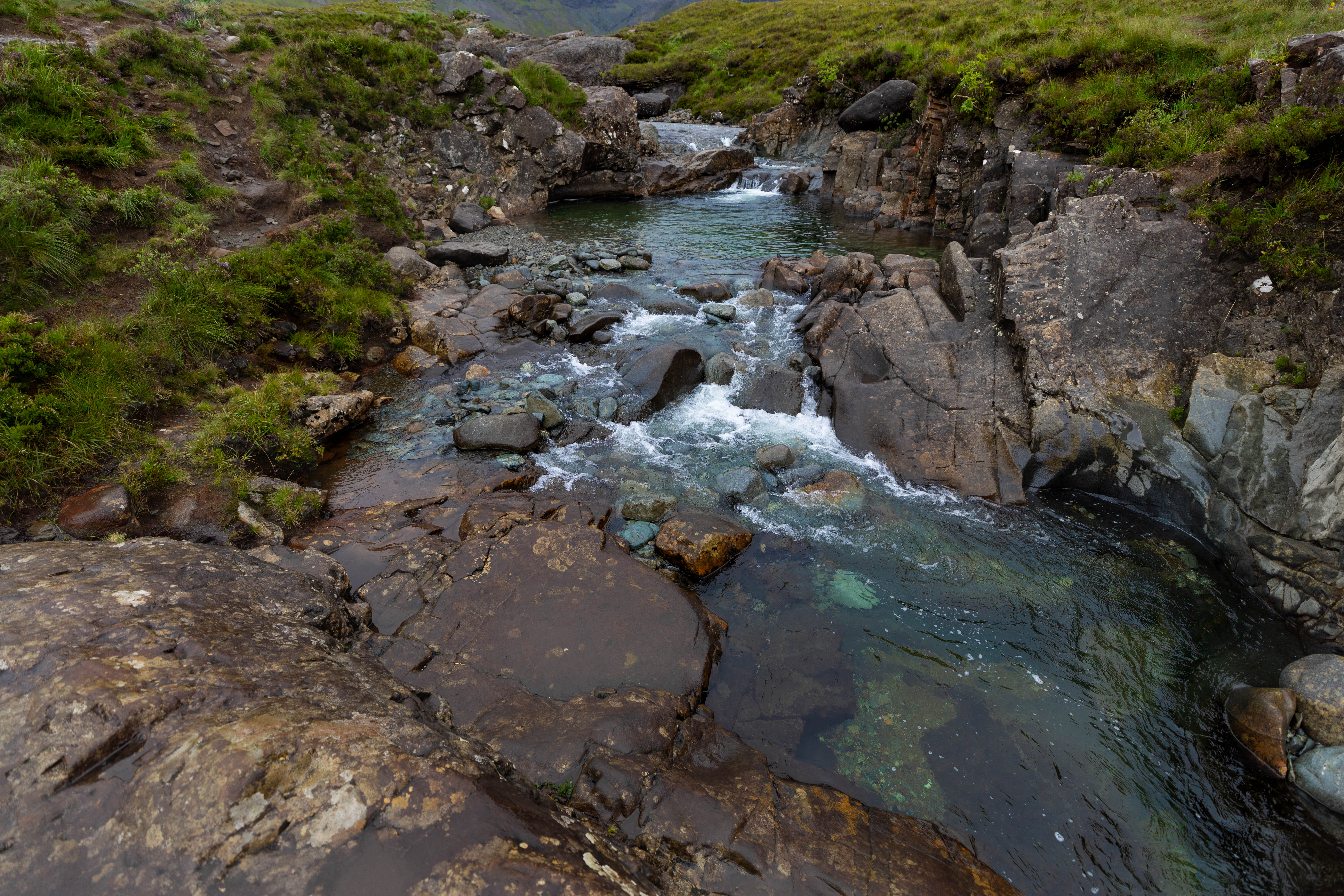 Fairy Pools on Isle of Skye in Scotland, United Kingdom Incredible Things to do in Scotland