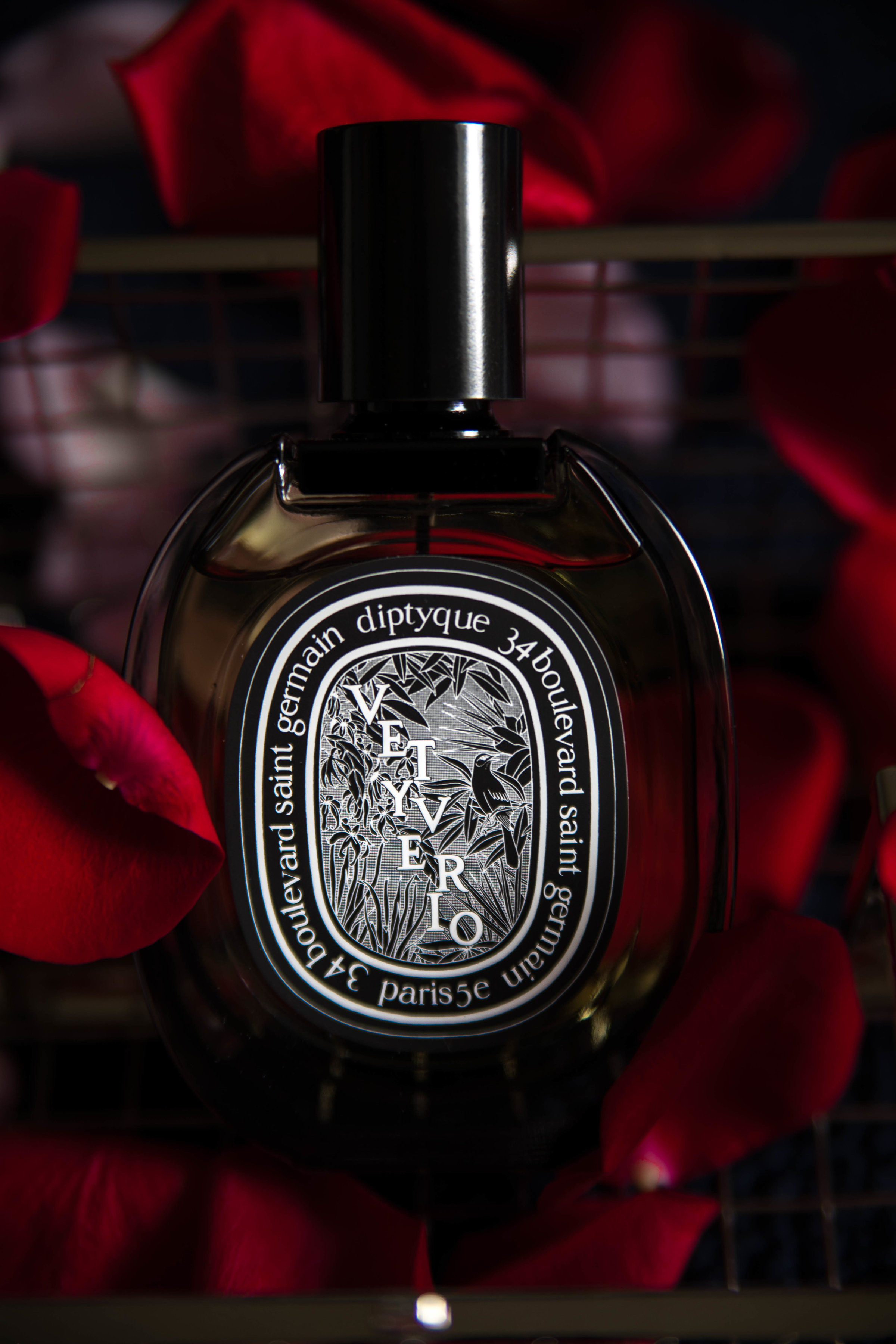 Diptyque Perfume Collection and Review of Vetyverio Fragrance