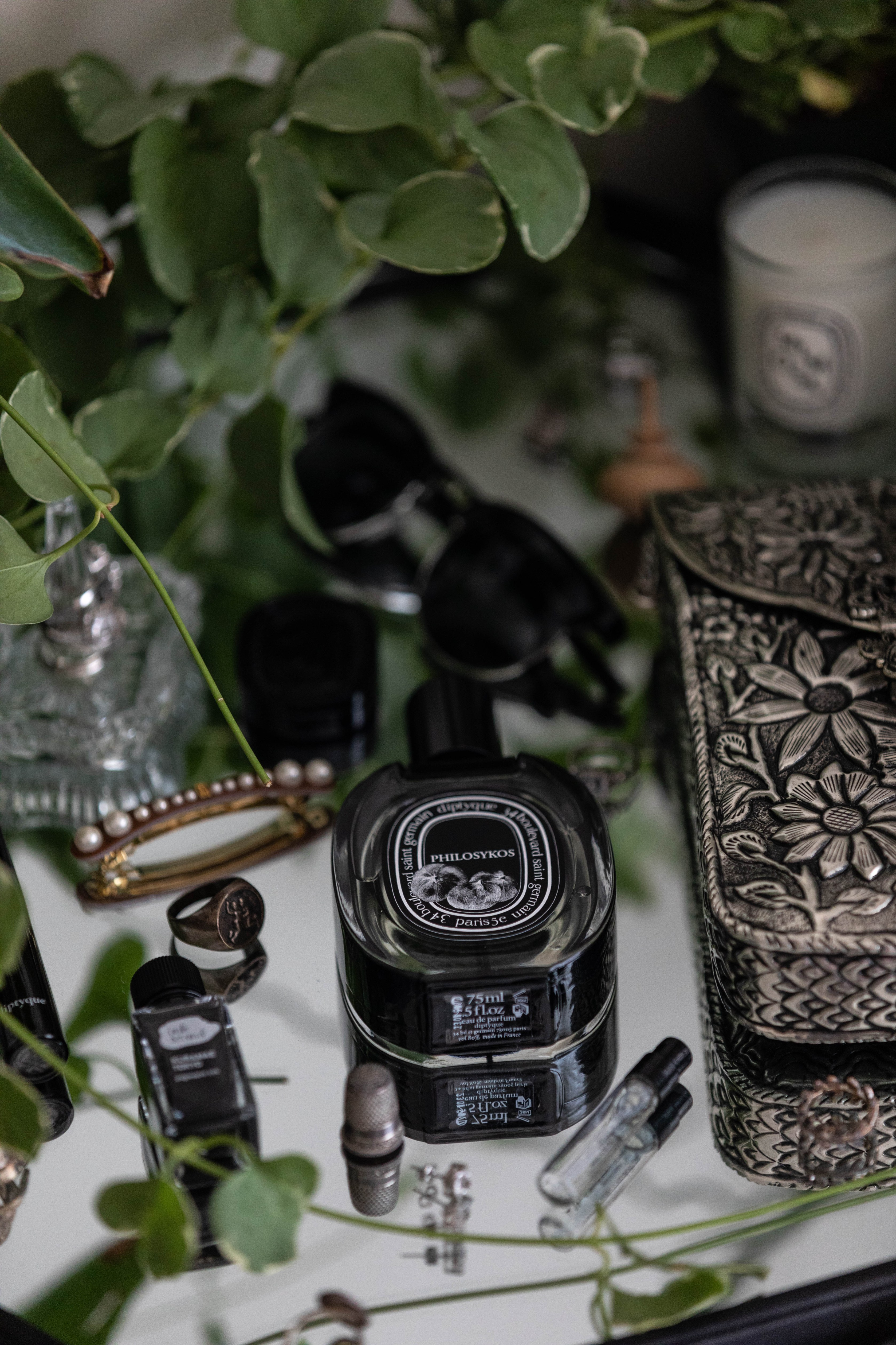 Diptyque Perfume Collection and Review