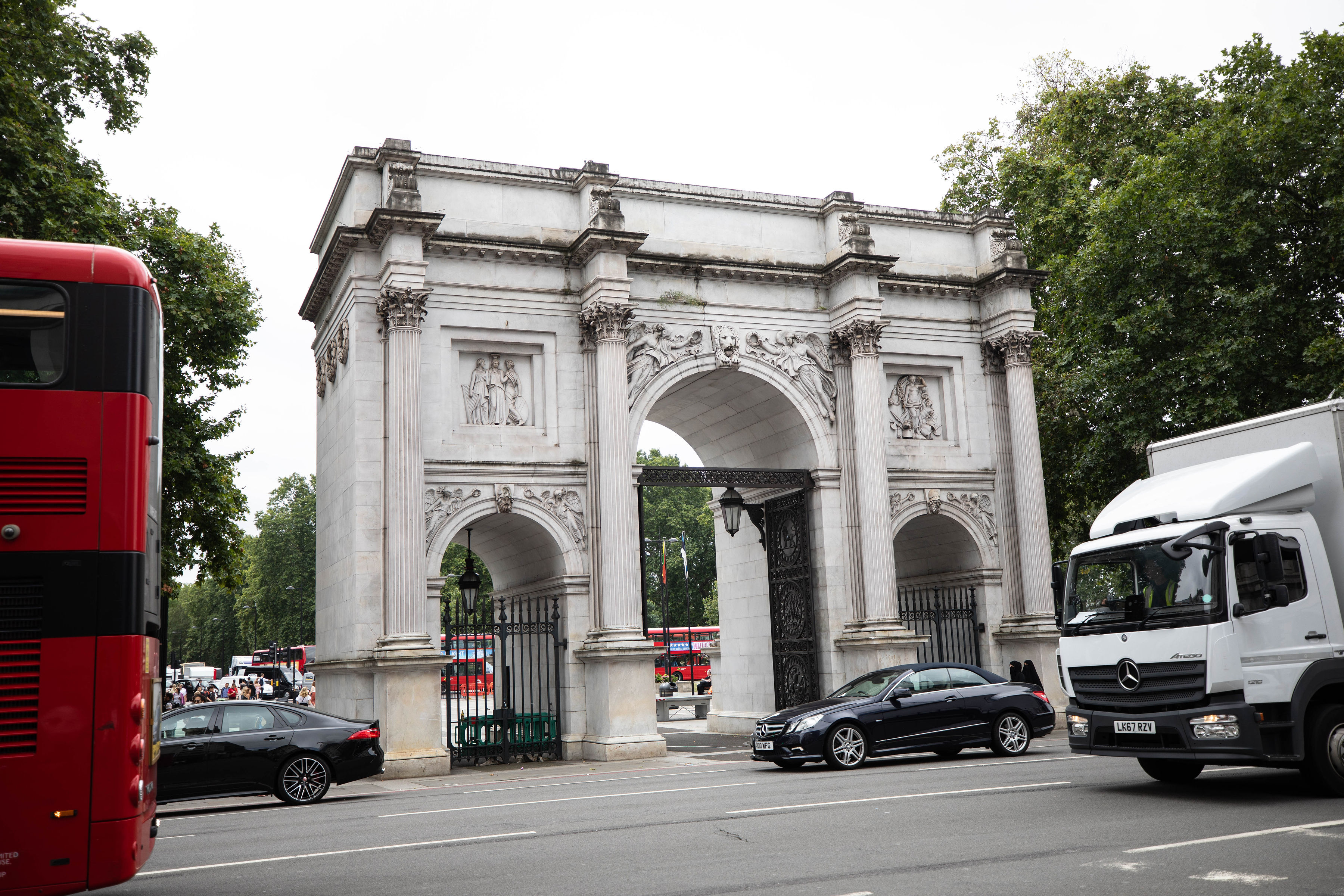 Marble Arch London London City Guide the Official Travel Guide of London, England