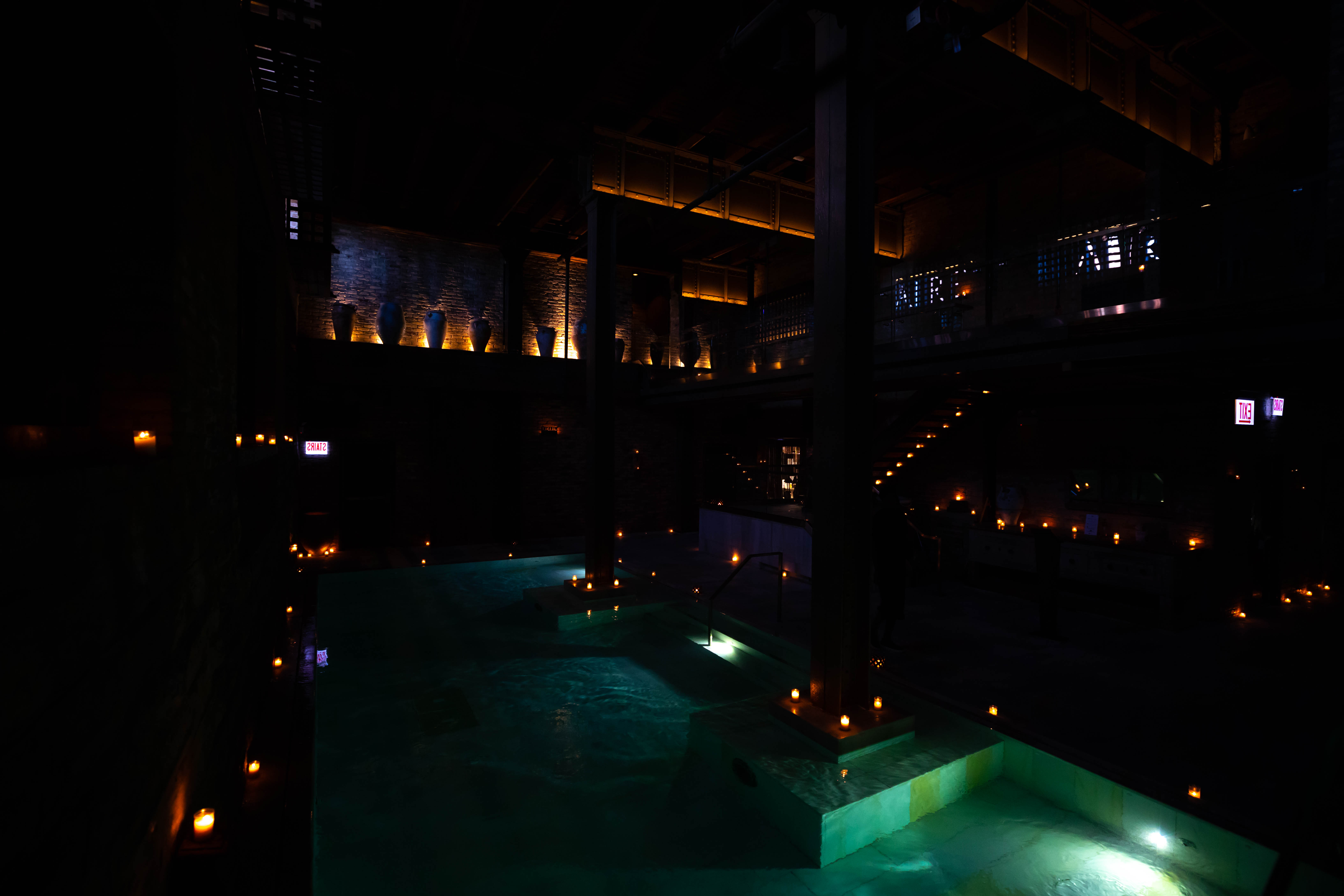 AIRE Ancient Baths Spa and Wellness Haven in Chicago, Illinois