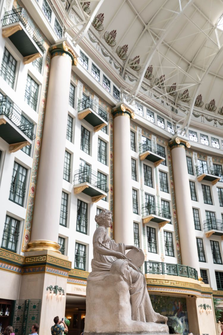 Luxury Hotels of the World: West Baden Springs Hotel
