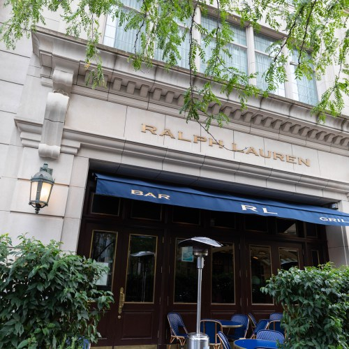 Luxury Restaurants of the World: RL Ralph Lauren Restaurant | Chicago