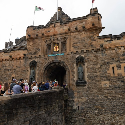 All About Edinburgh Castle in Edinburgh, Scotland