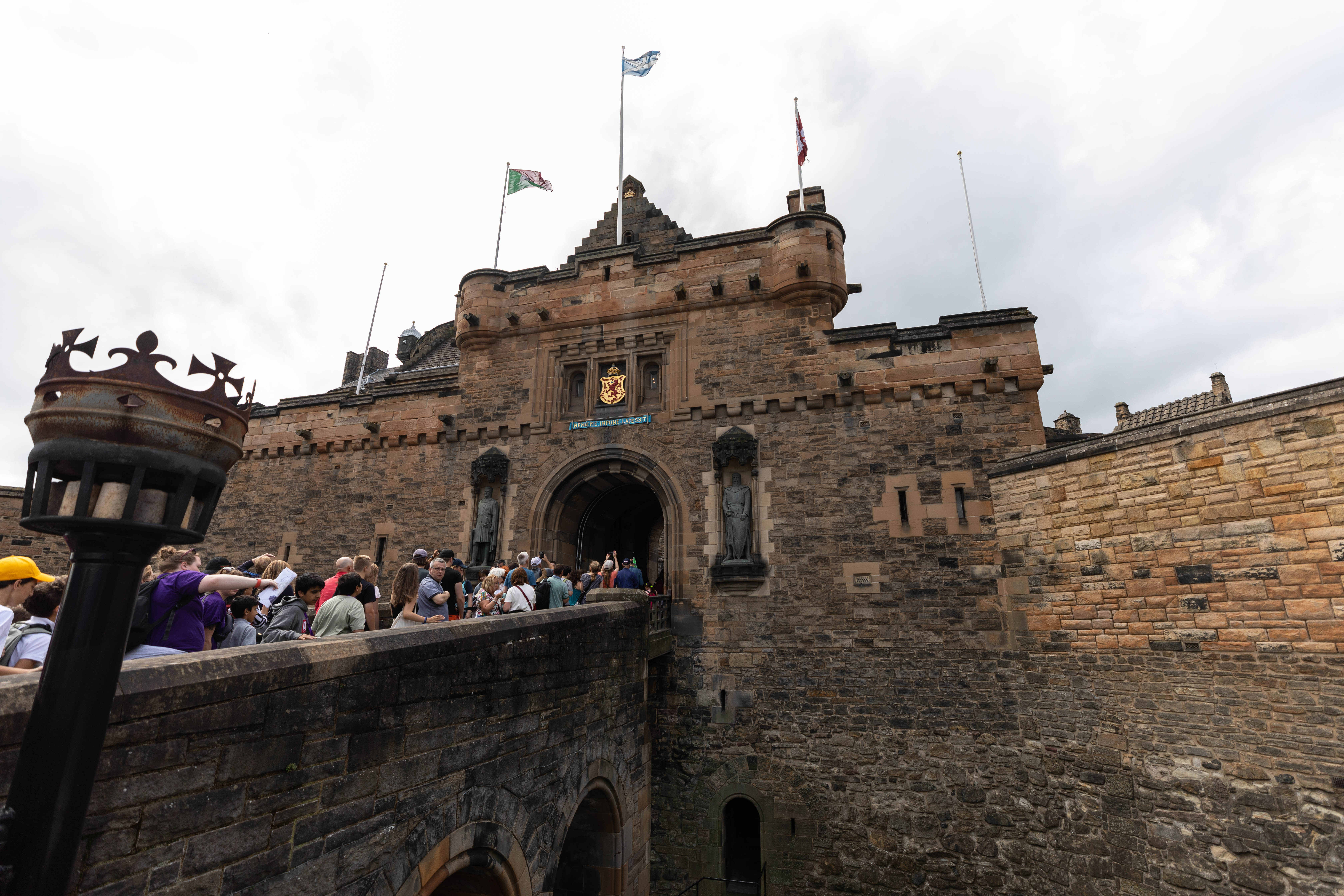 Edinburgh Castle Scotland's Most Beautiful Castles Scotland's Capital City Incredible Architecture Things to do in Edinburgh by Annie Fairfax @AnnieFairfax