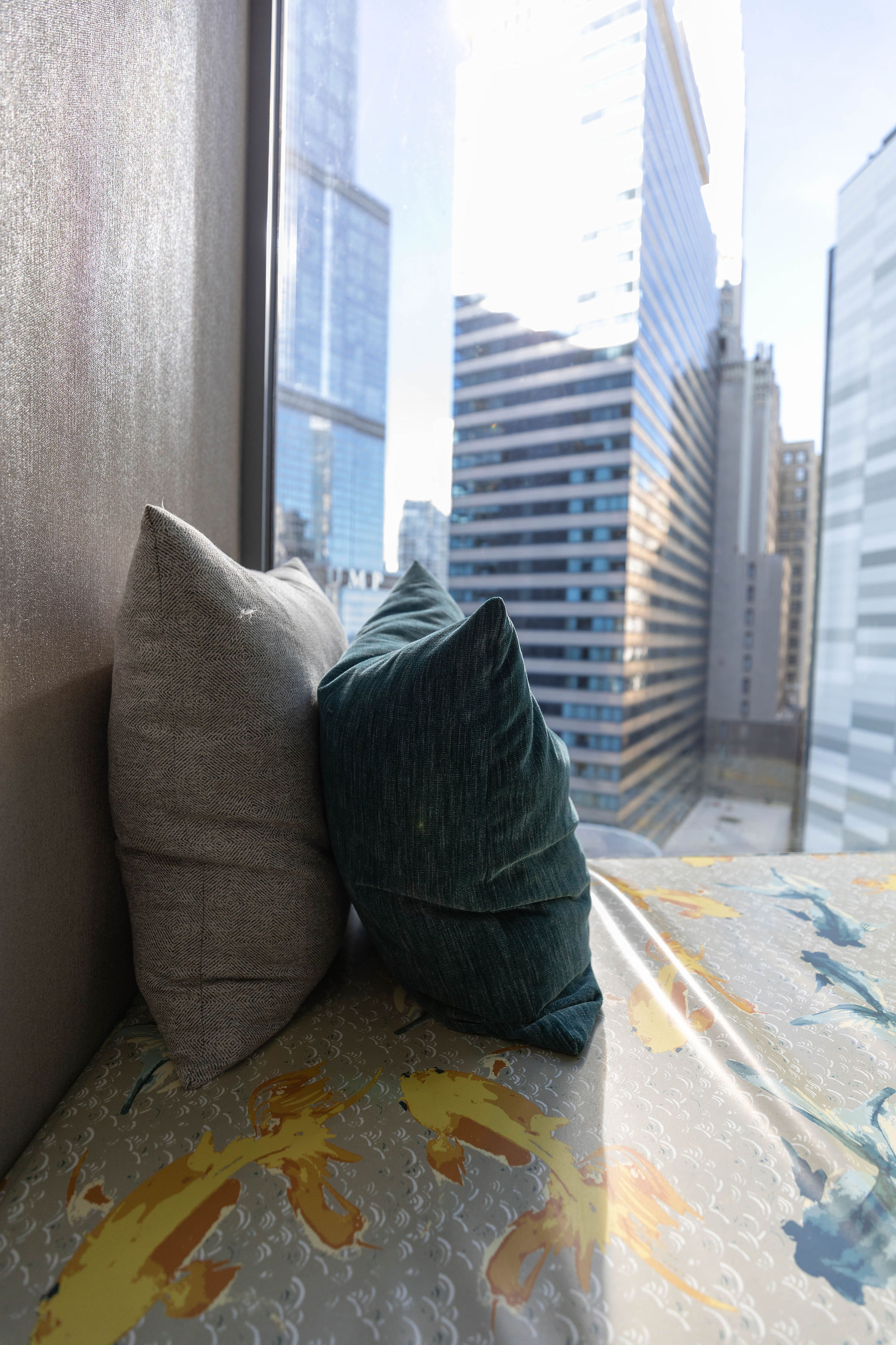 Kimpton Hotel Monaco Chicago Review Hotel Photographs Luxury Hotels Windy City CHI Town