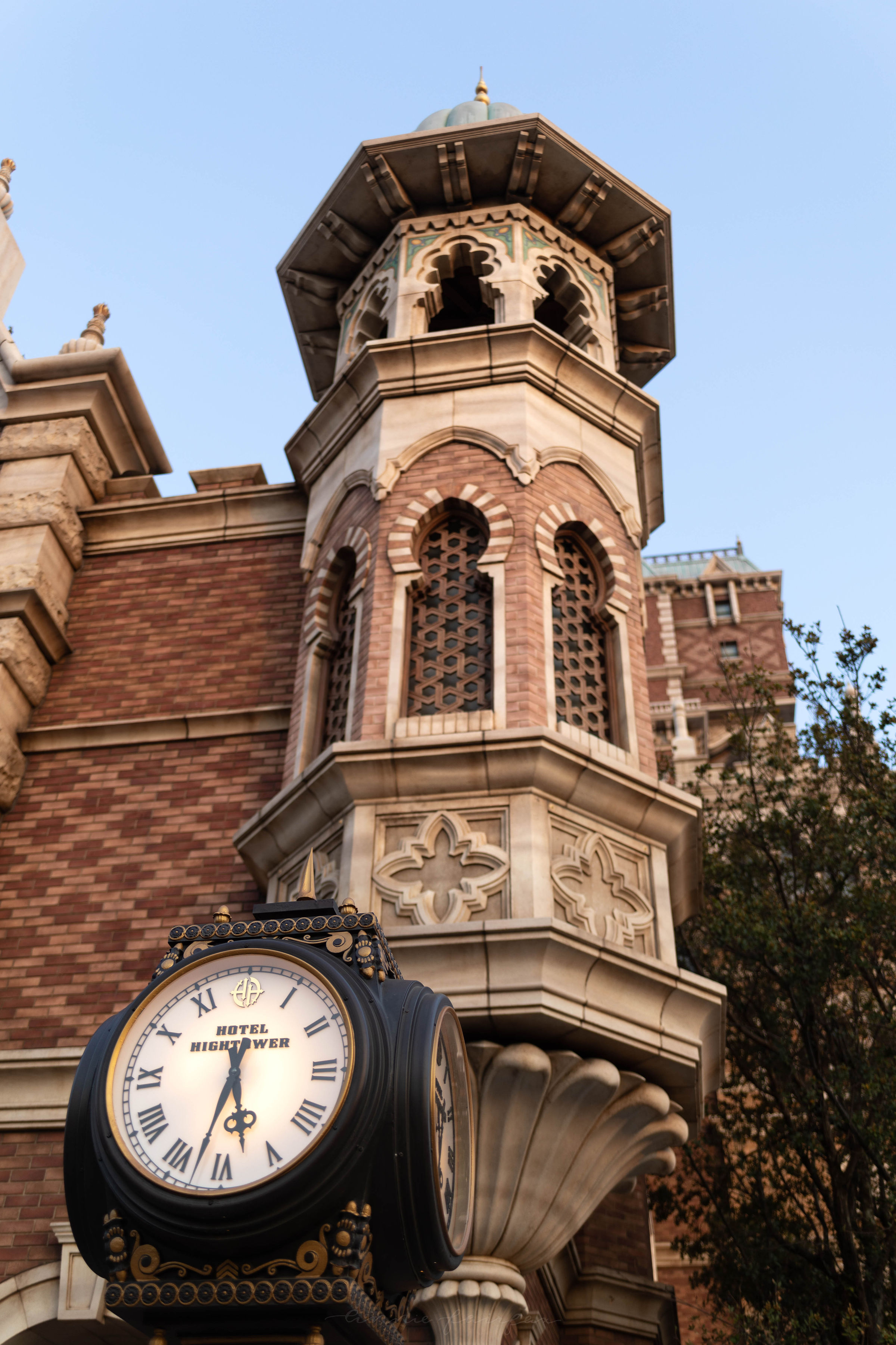 Tower of Terror Tokyo DisneySea