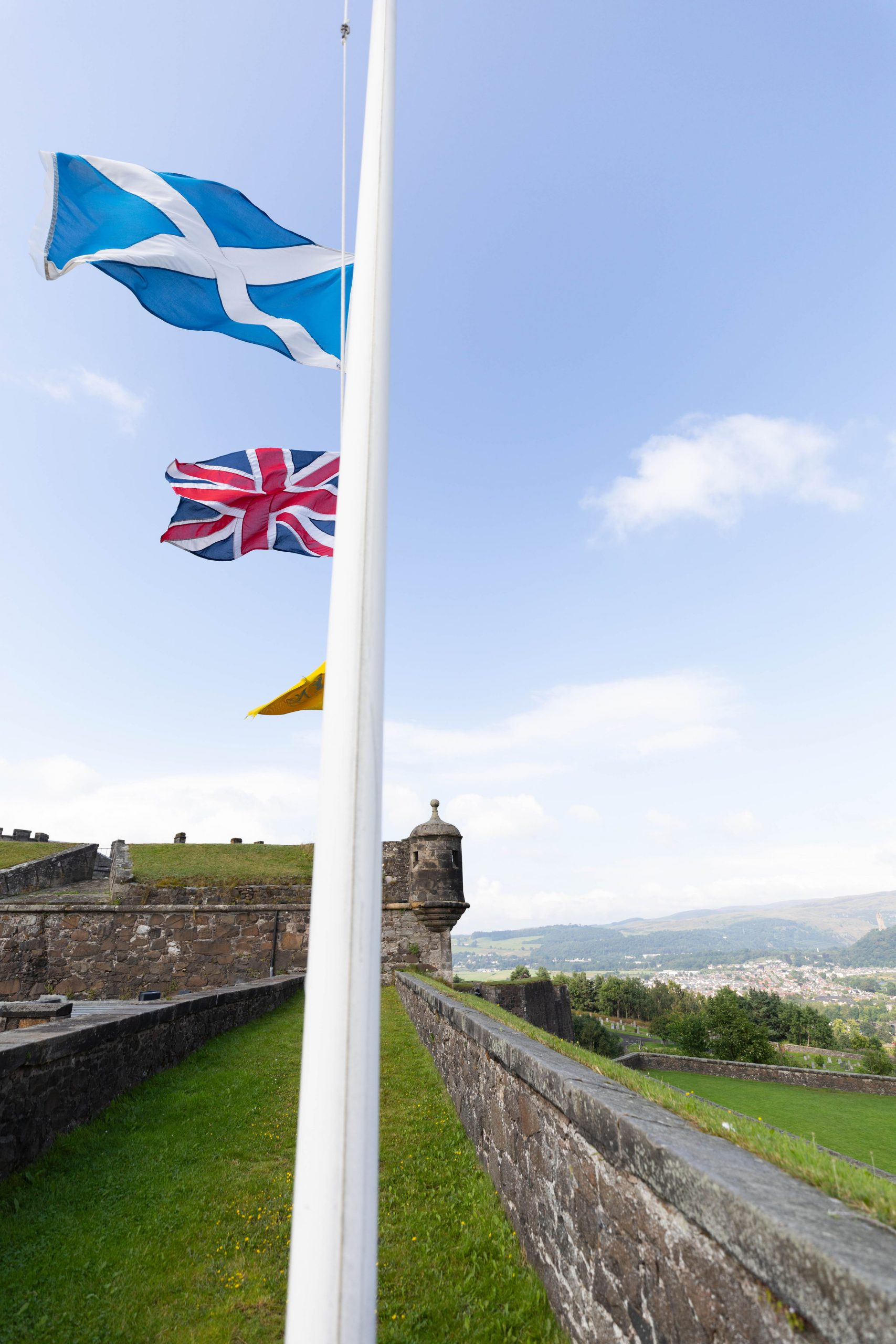 Visit Stirling Castle Researched, written & Photographed by Annie Fairfax Scotland Travel Guides Itinerary Inspiration