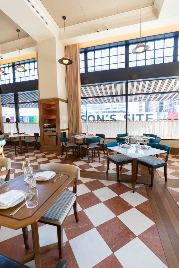 Luxury Restaurants of the World: San Morello Inside Shinola Hotel