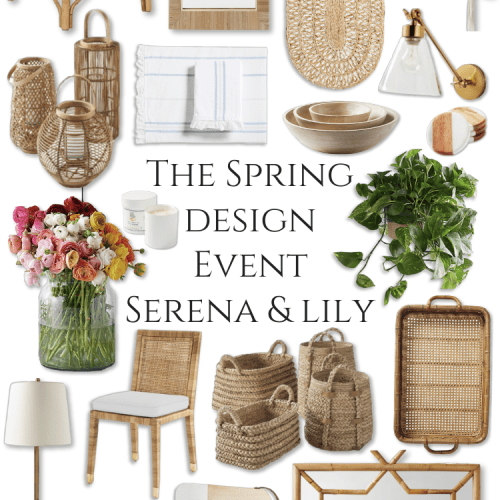 The Spring Event with Serena & Lily by Annie Fairfax