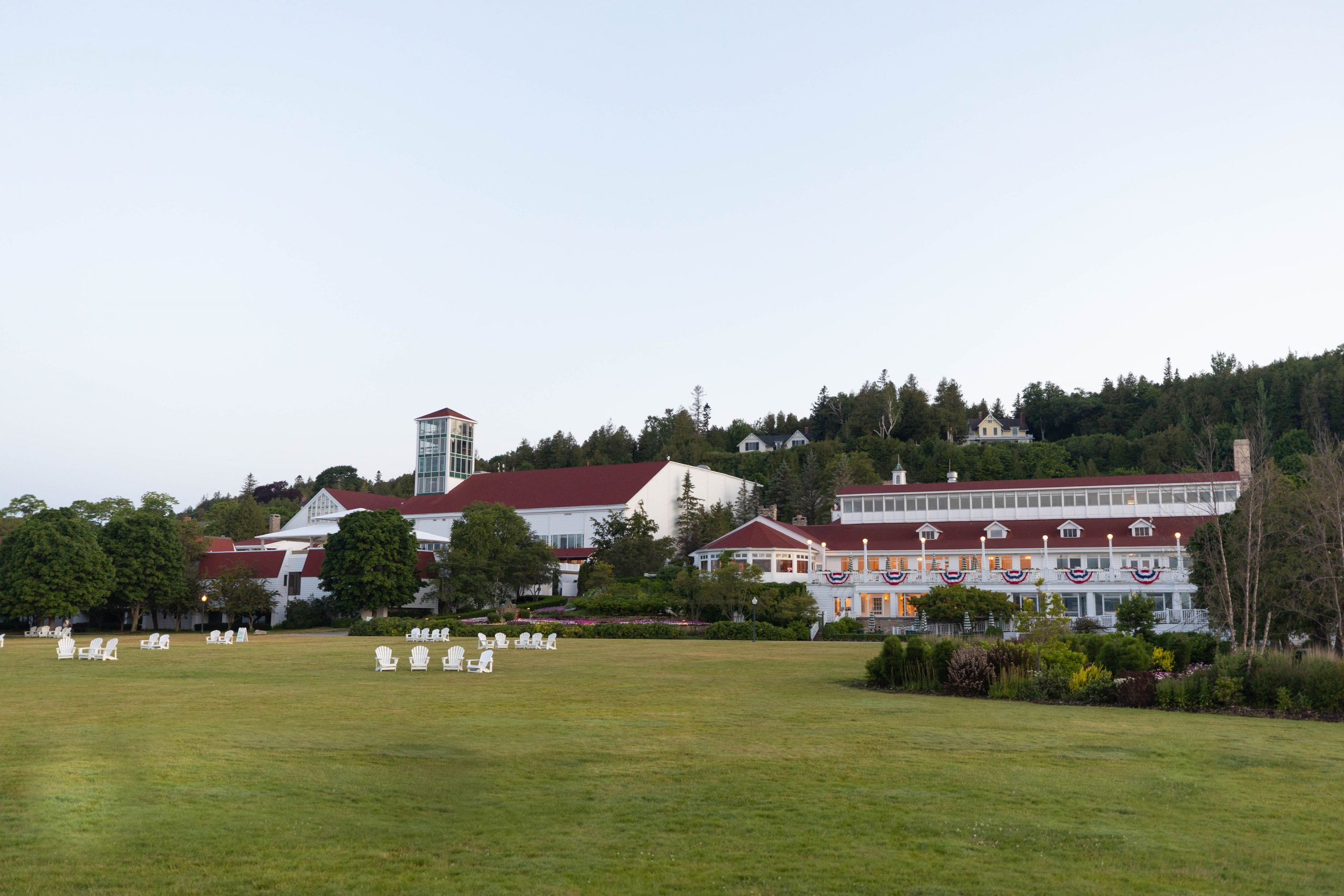 Mission Point Resort Review on Mackinac Island Midwest Michigan Luxury Hotels by @AnnieFairfax