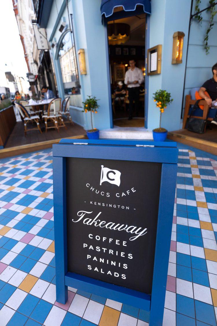Chuc's Café | South Kensington