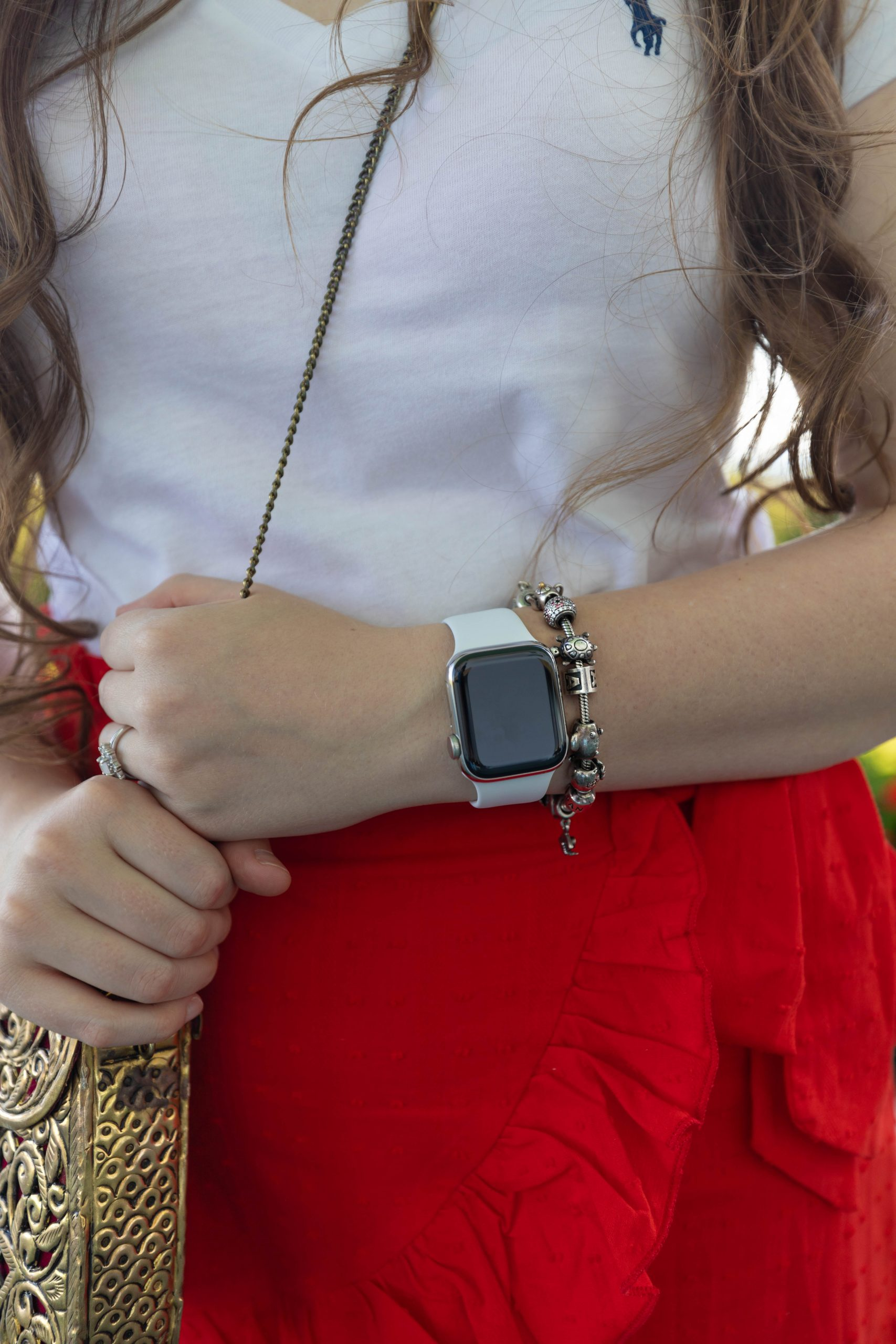 Silicone Apple Watch Bands for only $5 Each in Dozens of Colors Styled by Annie Fairfax