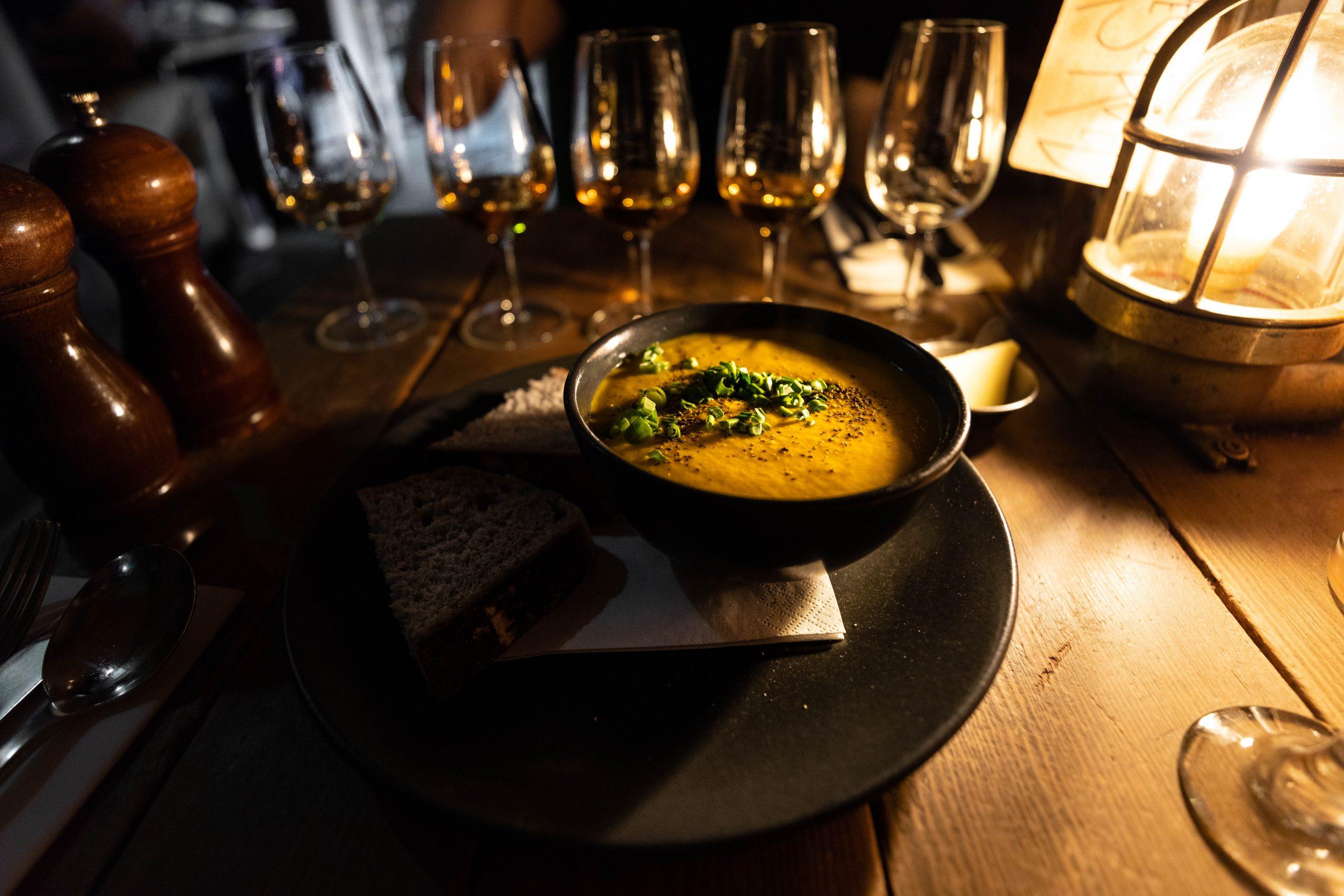 The Devil's Advocate Bar & Kitchen Scottish Pub in Edinburgh Old Town Luxury Travel Guide by Annie Fairfax