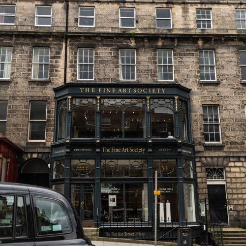 The Fine Art Society in Edinburgh Scotland United Kingdom the Luxury Travel Guide by Annie Fairfax Where to Eat What to Do Where to Stay Site Seeing in Edinburgh Honeymoon Vacation Ideas