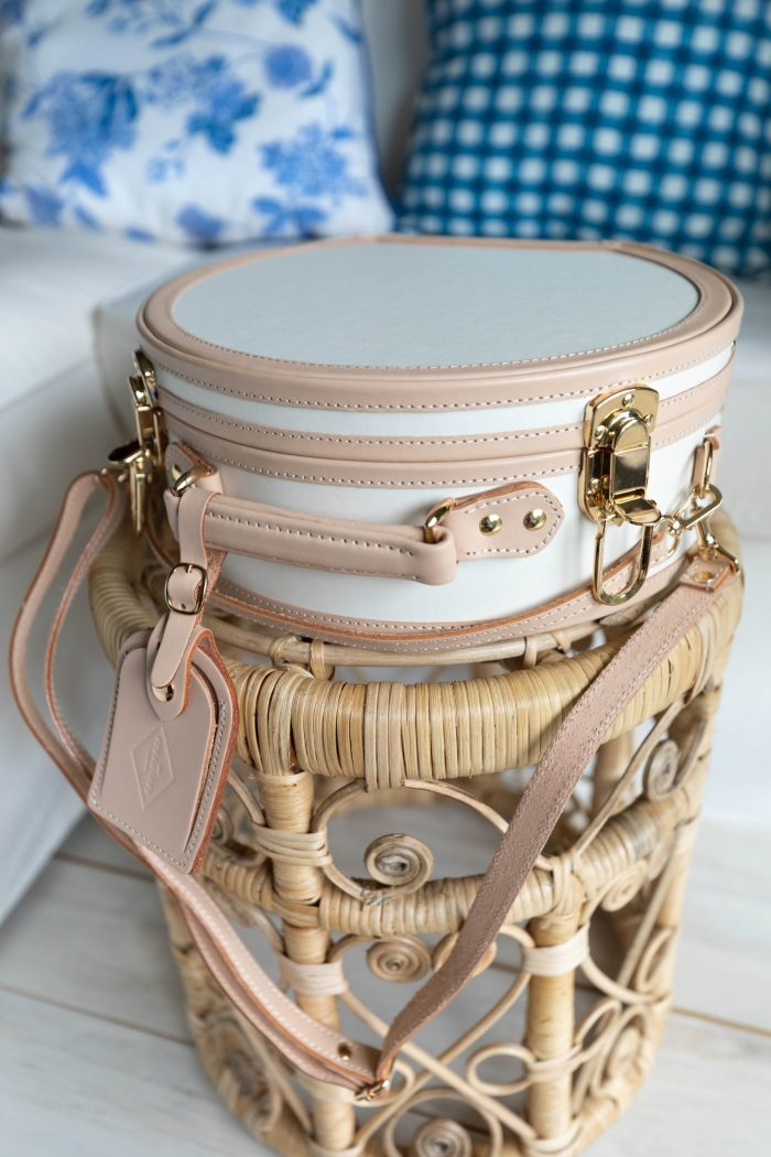 How to Pack a Hat Box & Tips for Traveling with Large Hats