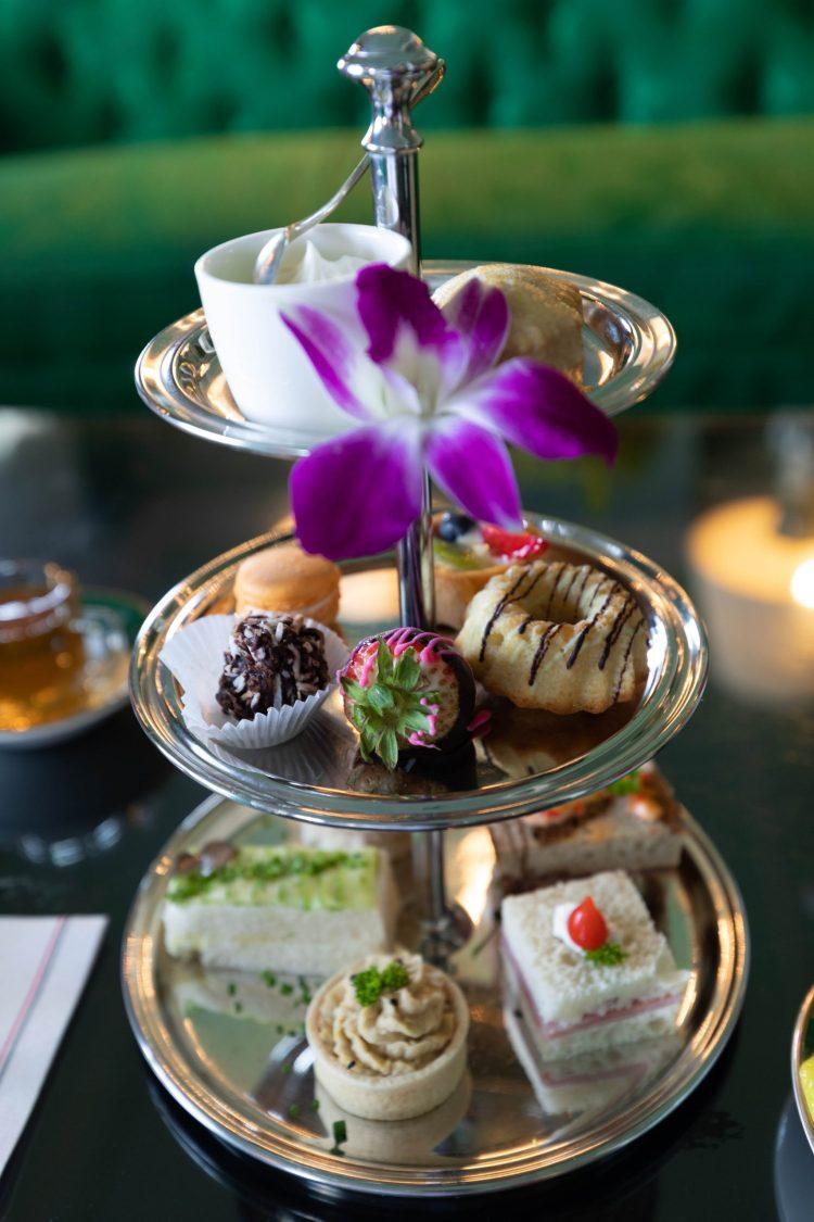 Afternoon Tea at Grand Hotel on Mackinac Island