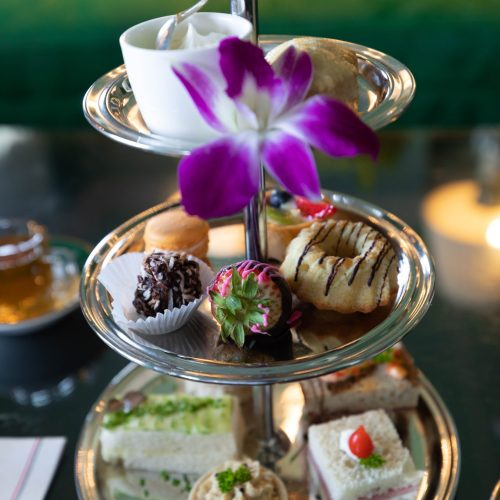 Afternoon Tea at Grand Hotel on Mackinac Island