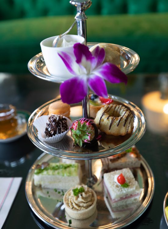 Afternoon Tea at Grand Hotel on Mackinac Fine Dining in Northern Michigan Written and Photographed by Annie Fairfax