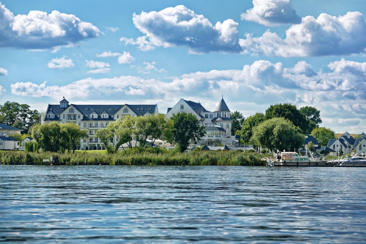 Resort Schwielosee Luxury Hotels and Resorts of the World in Berlin Werder Germany 1
