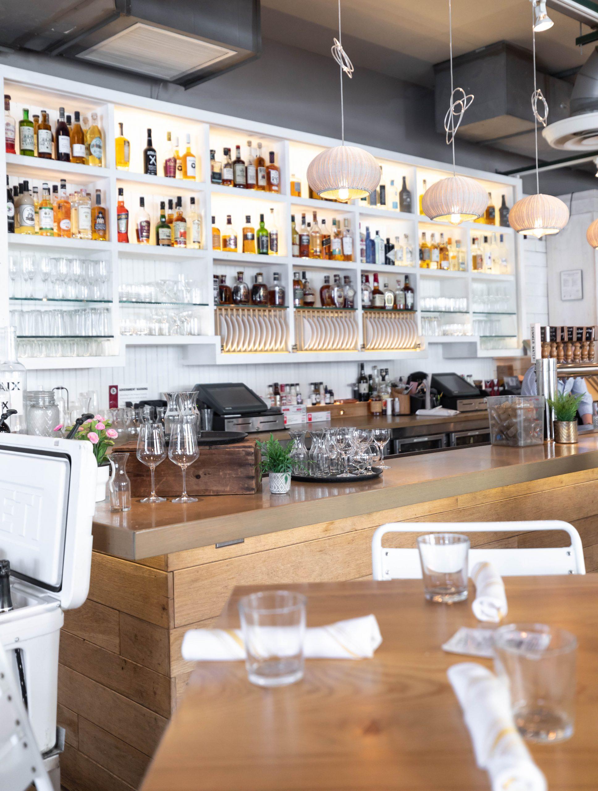 Summer House Santa Monica Vegan Friendly Gluten Free Restaurant in Chicago, Illinois Gold Coast by Annie Fairfax
