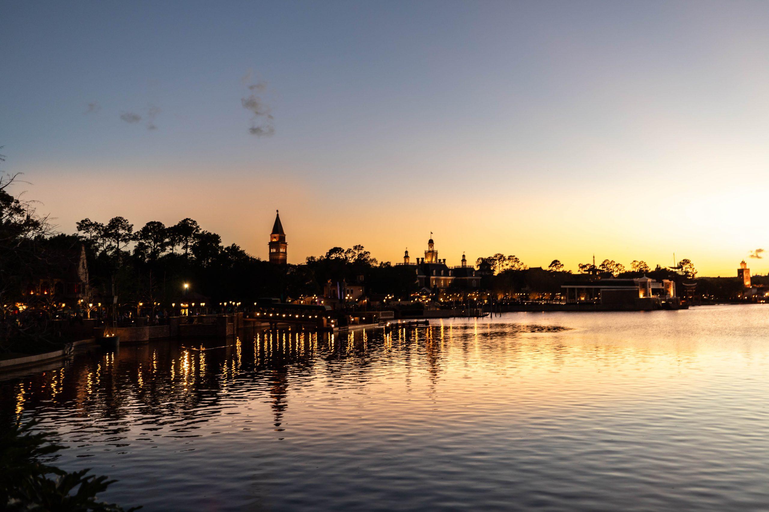 Epcot at Walt Disney World in Orlando Florida Luxury Travel by Annie Fairfax