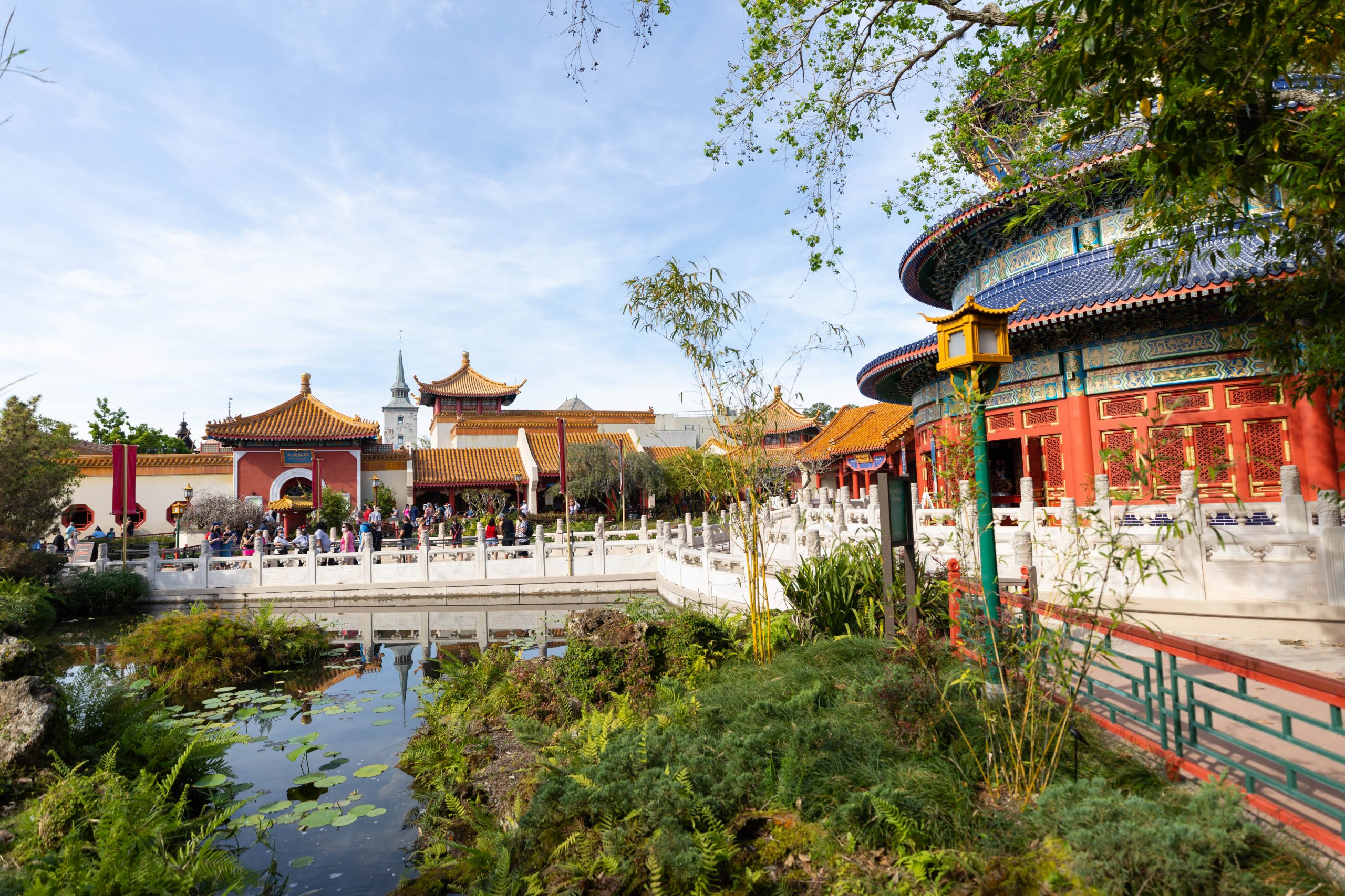 Reflections of China at Epcot Walt Disney World by Luxury Travel Writer and Photographer Annie Fairfax