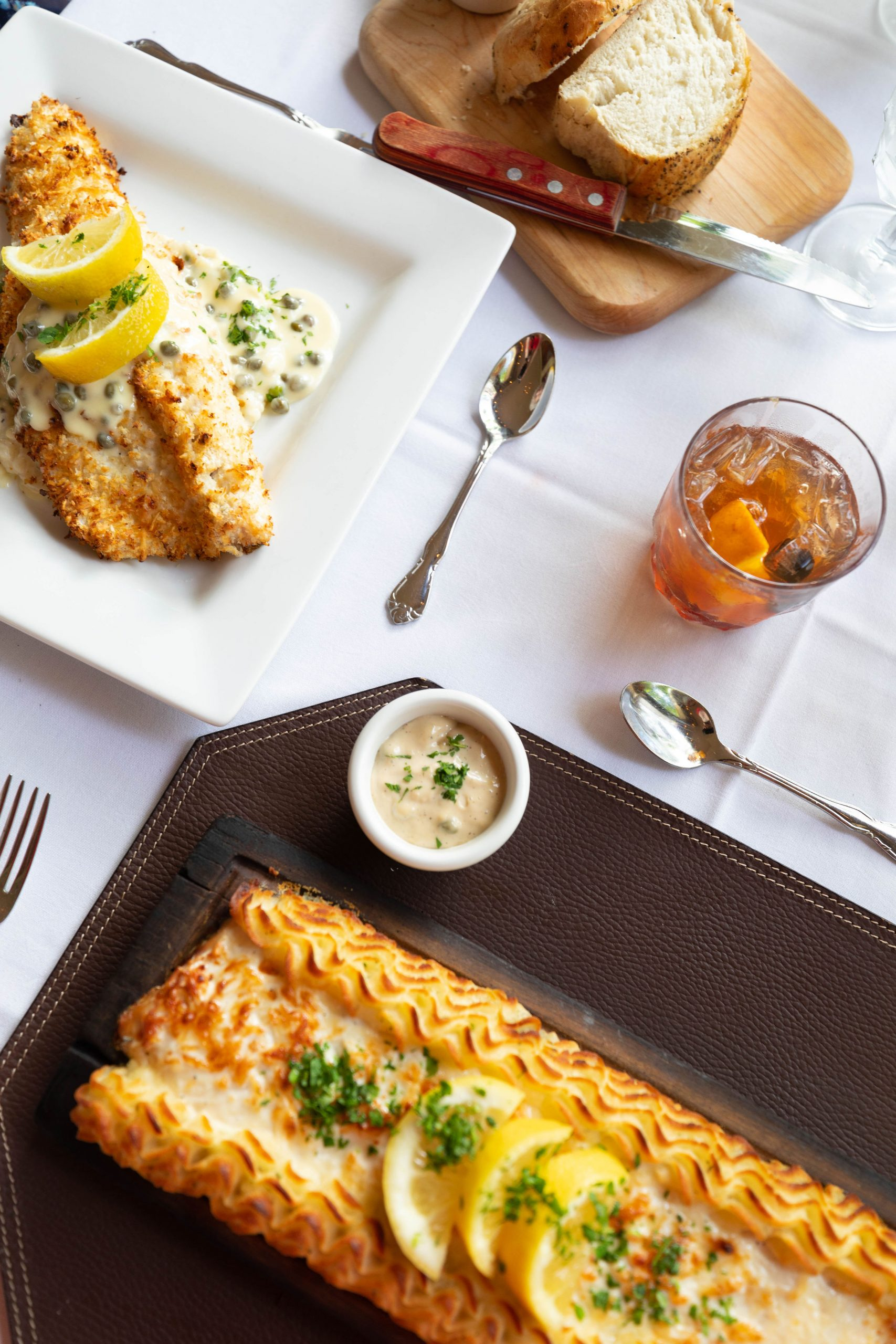 Planked Whitefish at 1911 Bay View Restaurant at the Terrace Inn Near Petoskey Michigan Northern Michigan Fine Dining Luxury Restaurants of the World by Annie Fairfax