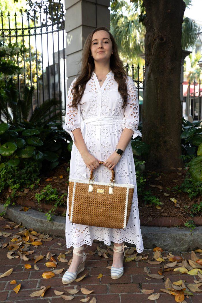 I Love Eyelet – Lilly Pulitzer Amrita Dress