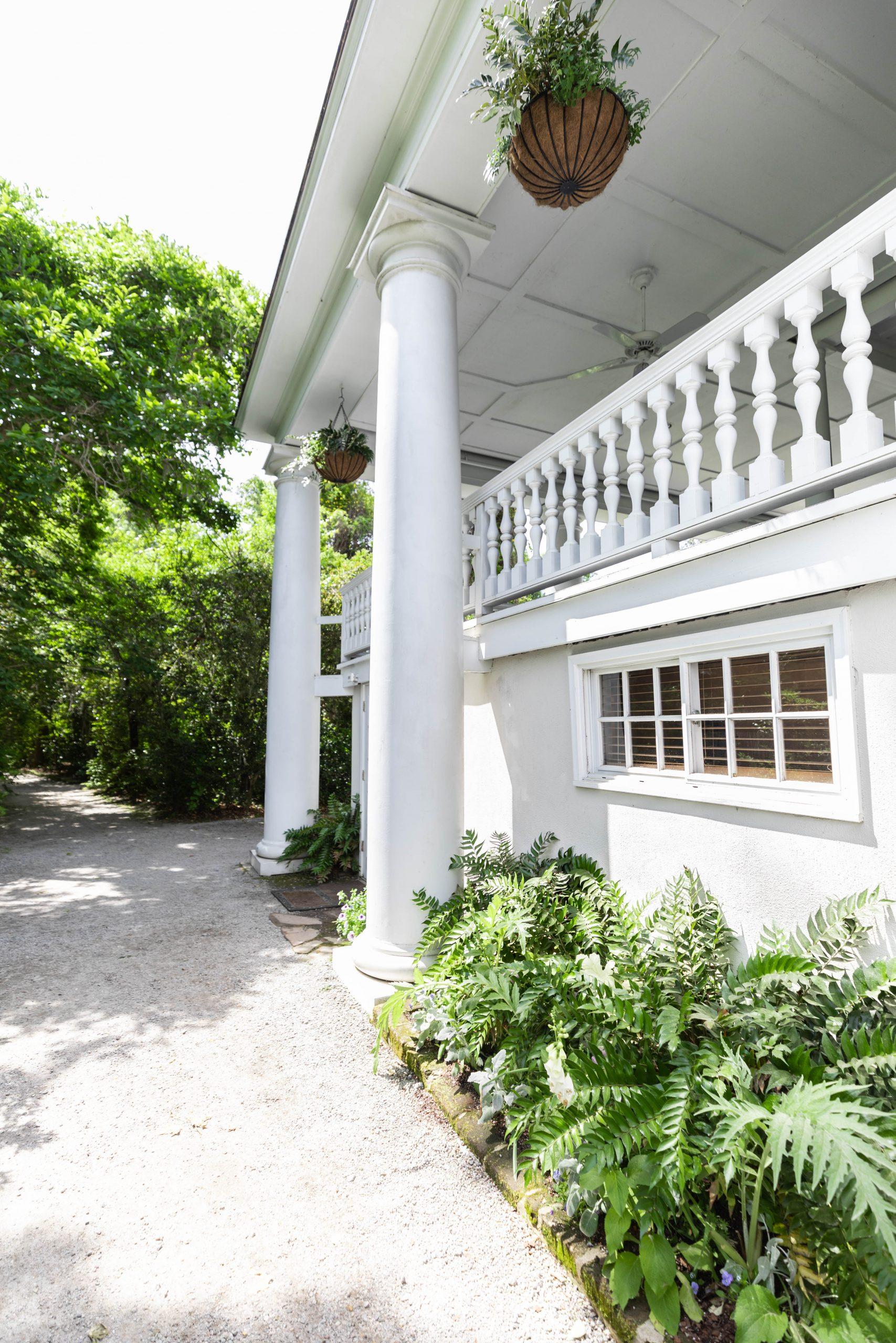 Magnolia Plantation & Gardens Plantation House Written & Photographed by Annie Fairfax