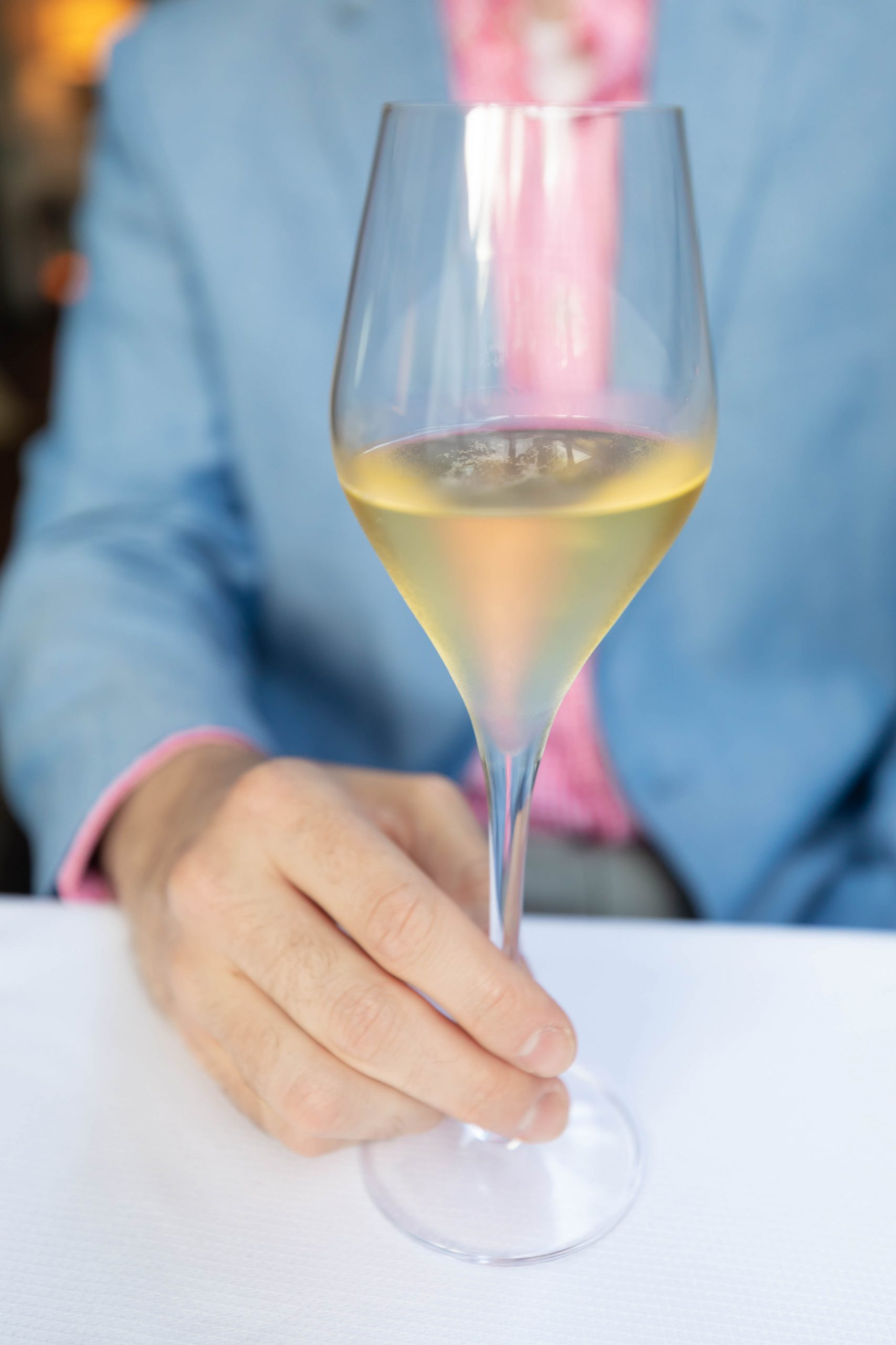 Lise & Bertrand Jousset Chenin Blanc Blend Exile Loire Valley France 2019 Photographed by Annie Fairfax Luxury Travel Writer