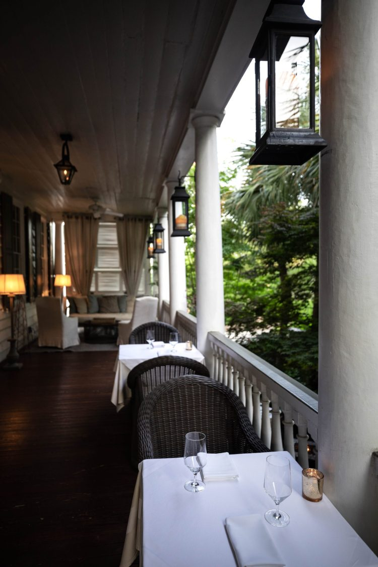 Zero George Restaurant + Bar