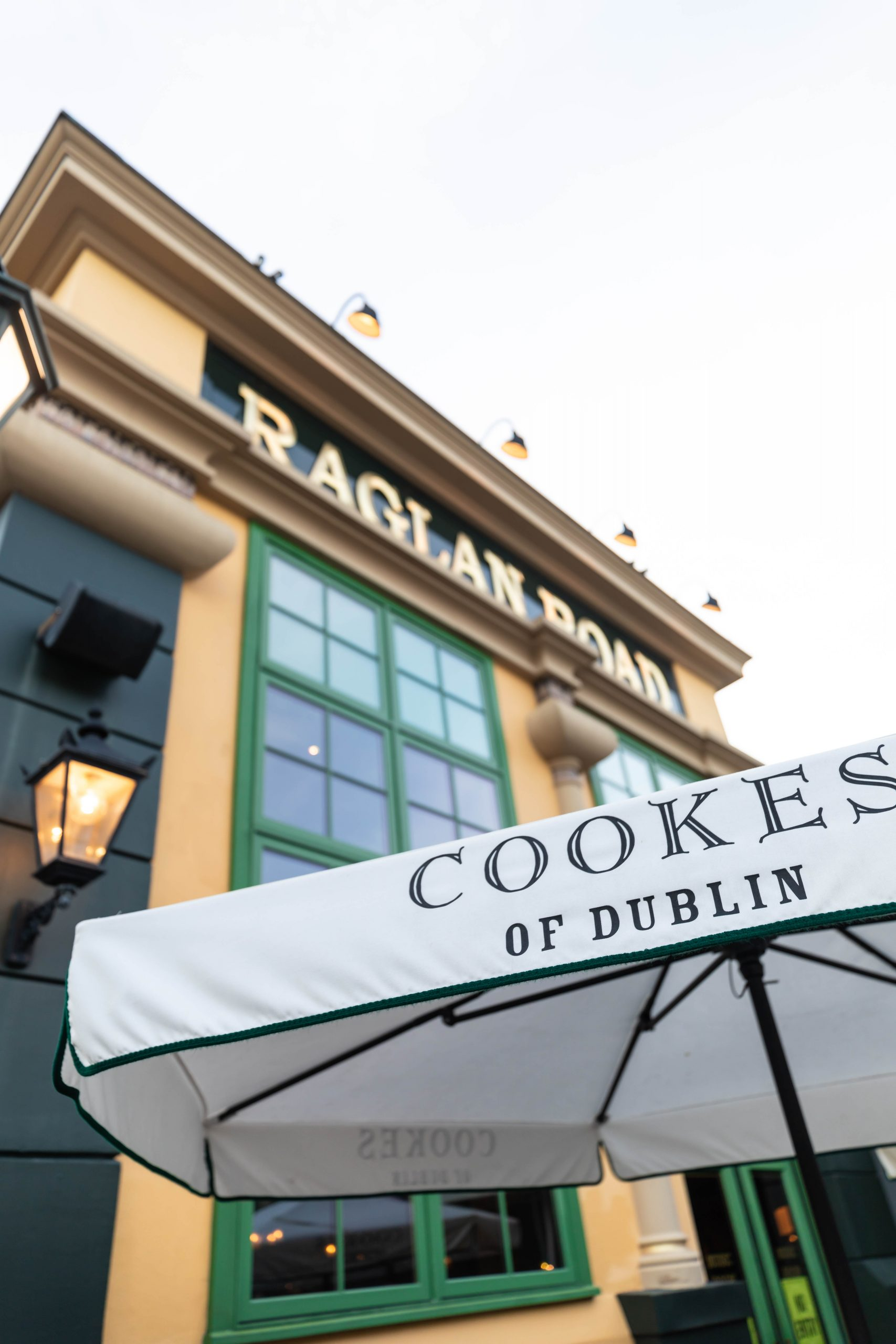 Raglan Road Irish Restaurant at Disney Springs Walt Disney World by Annie Fairfax