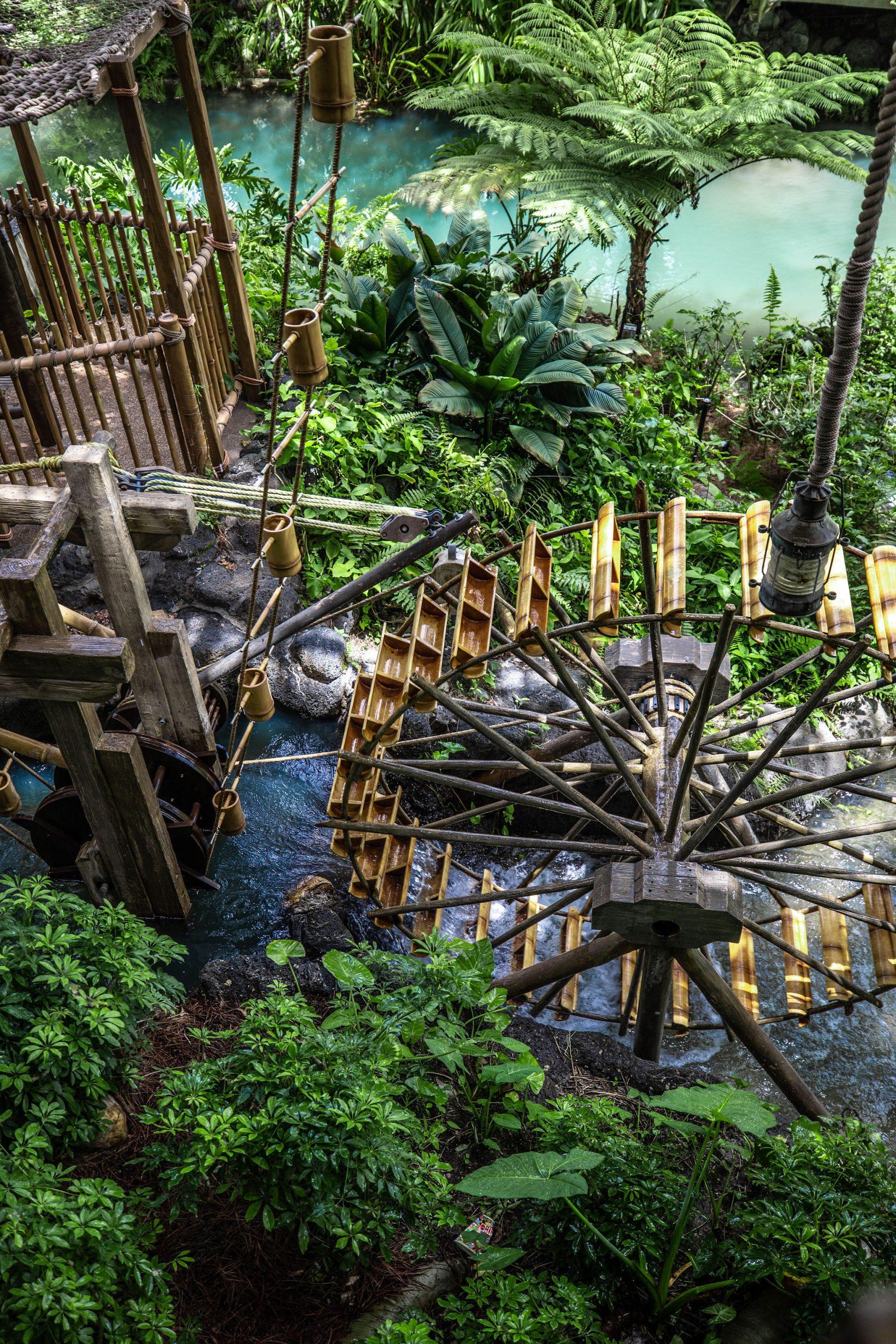 Swiss Family Robinson Treehouse Ride at Magic Kingdom Walt Disney World Photographed by Annie Fairfax