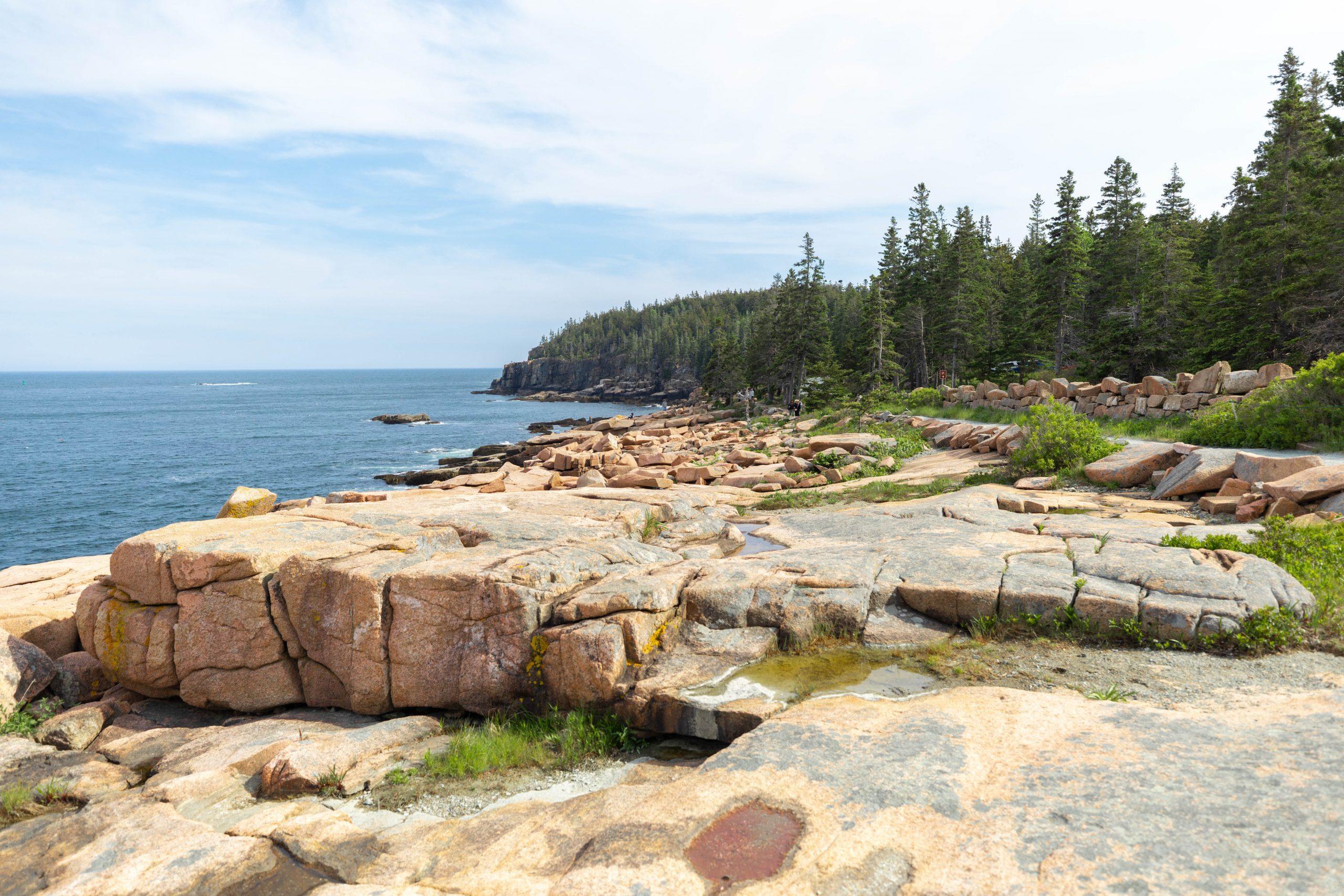 Acadia National Park Mount Desert Island near Bar Harbor Maine Written and Photographed by Luxury Travel Writer Annie Fairfax