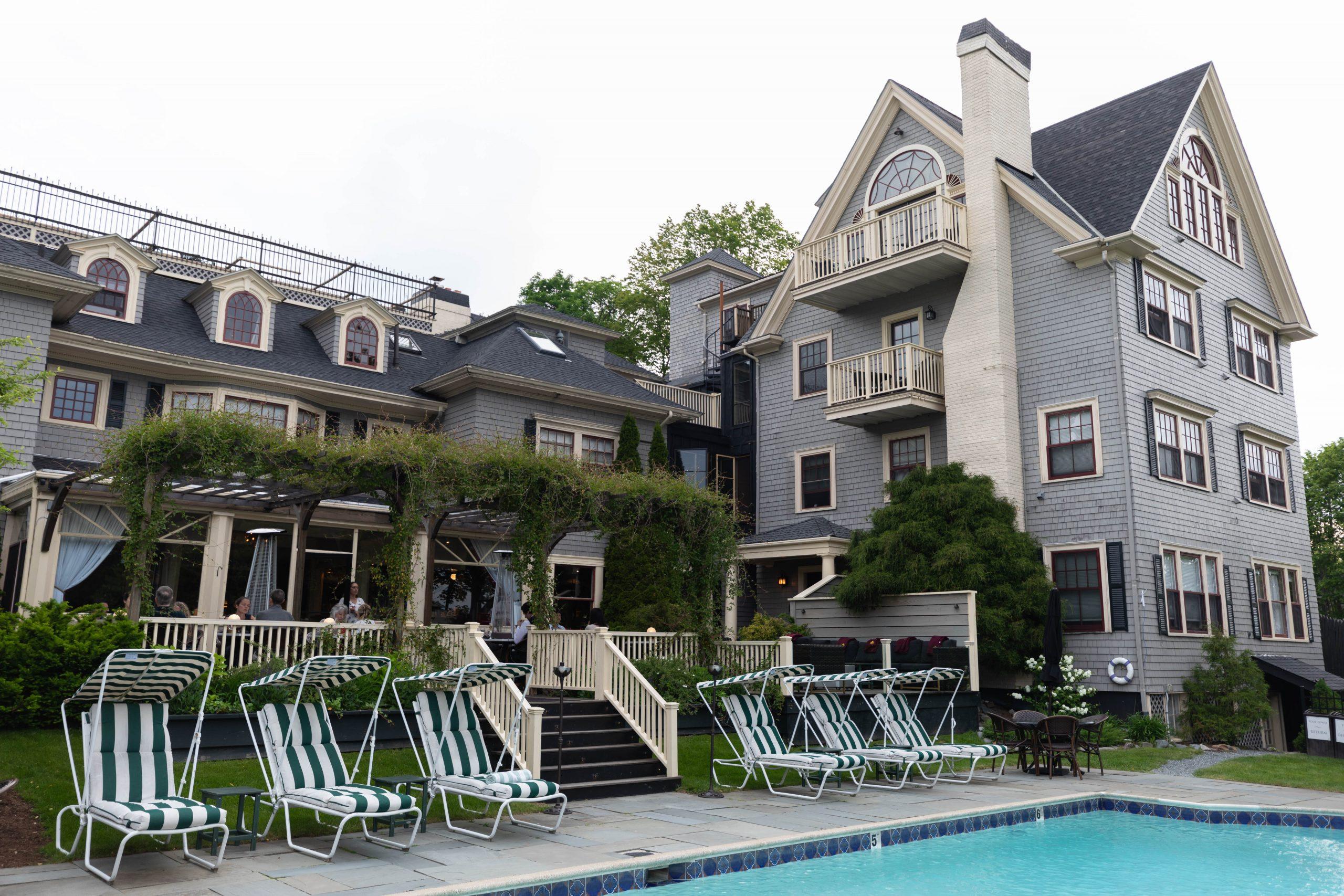 Balance Rock Inn in Bar Harbor Maine Written and Photographed by Luxury Travel Writer Annie Fairfax