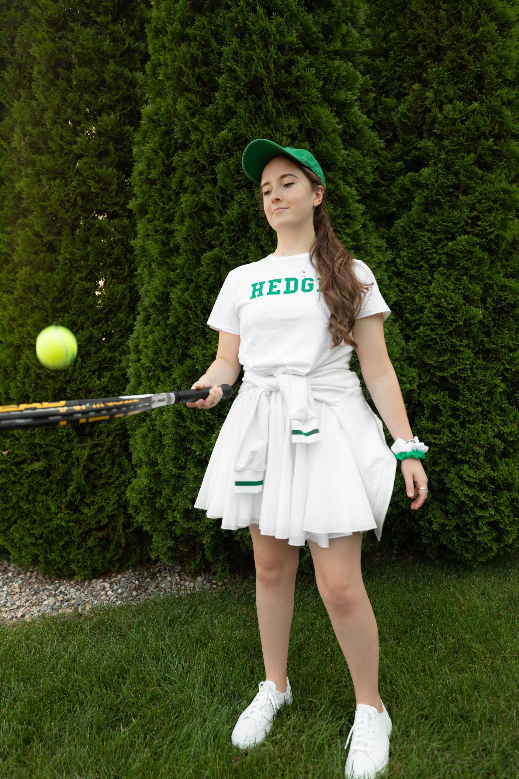 Hegde New York Tennis & Golf Attire Worn & Styled by Annie Fairfax