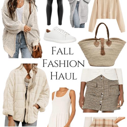 Digital Fall Fashion Haul & Styling Event TONIGHT!