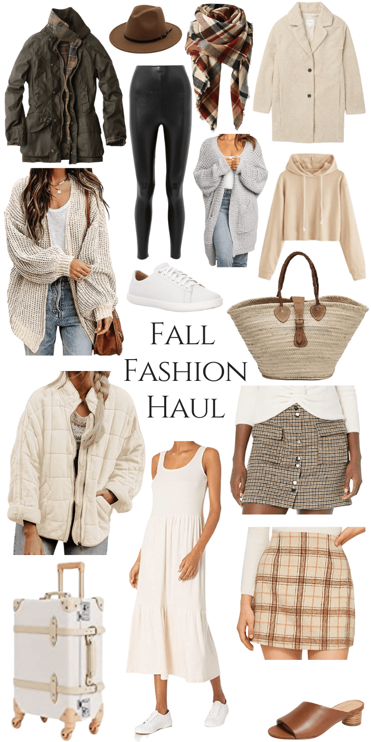 Fall Fashion Haul and Styling Event on Amazon Live Hosted by Annie Fairfax September 30th at 4:30 pm EST