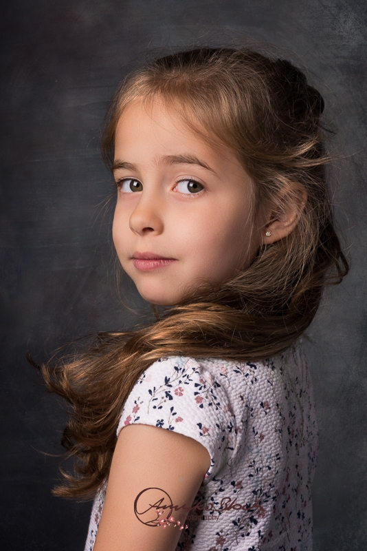 Child studio photography North West London