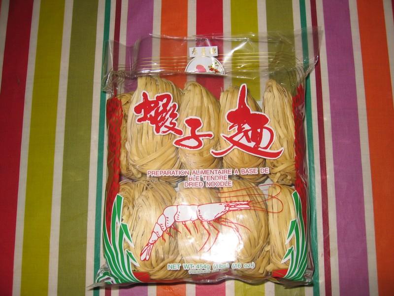 Frichti ou nouilles chinoises sautées