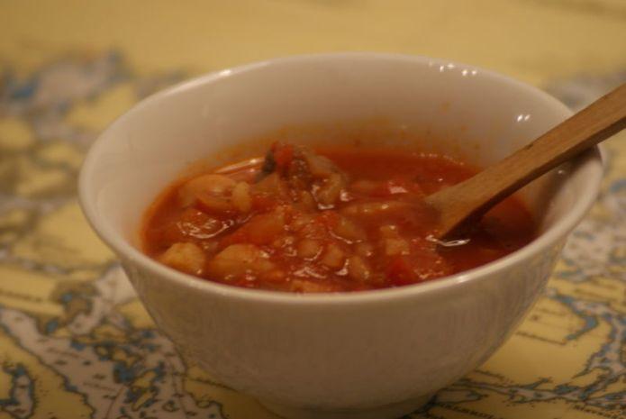 Soupe Harrira