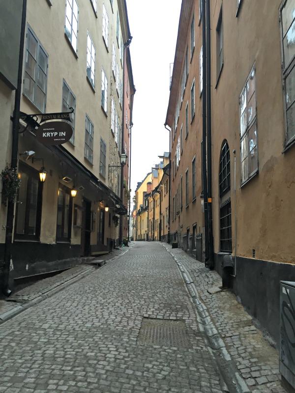Stockholm Gamla Stan