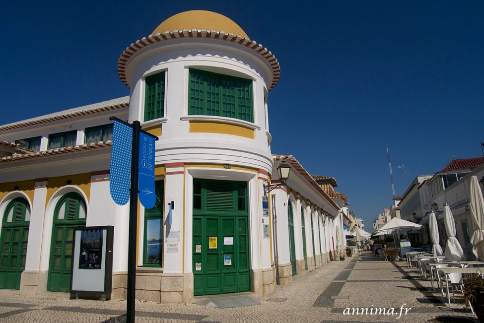 vila real de santo antonio, algarve, portugal