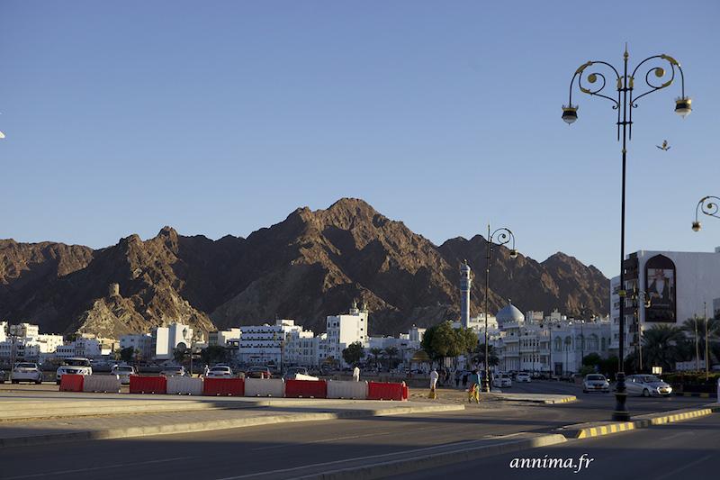 Oman souk Mutrah