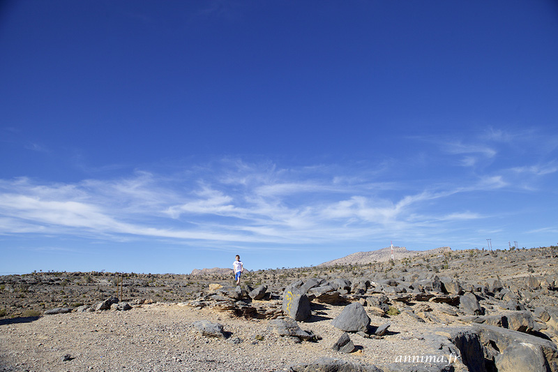 Djebel Shams : le grand canyon du Moyen Orient
