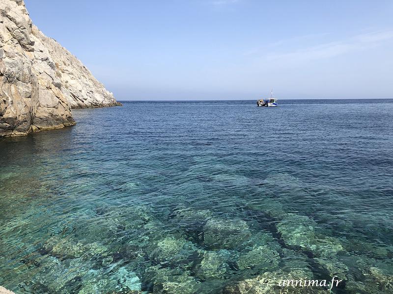 Santorin côté plages : choisissez la couleur !